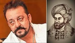 سانجی دات در نقش احمدشاه درانی در فیلم 'پانیپت'