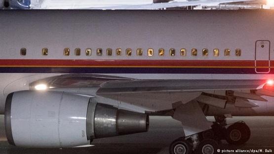 هواپیمای حامل پناهجویان اخراجی از آلمان به کابل رسید