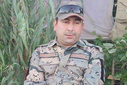 Border Forces CRU Commander Killed in Kandahar Blast