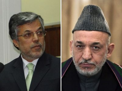 There was already int'l consensus on Karzai as Afghan leader before Bonn conference: Qanooni